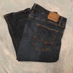 American Eagle extreme flex jeans size 34x34